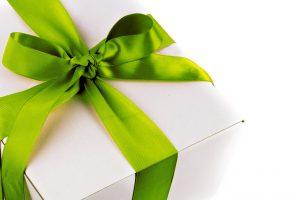 Give Green This Holiday Season